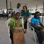 African Dance Class in Lagos