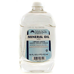 Natural Laxatives Mineral Oil