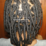 Protective Style – Box Braids