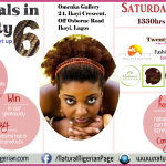 Naturals in the City 6 – The Flyer