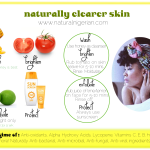 Naturally Clearer Skin