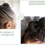 Apples and Oranges Spa gives Free hairdos & More!!!