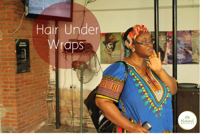 Hair Under Wraps