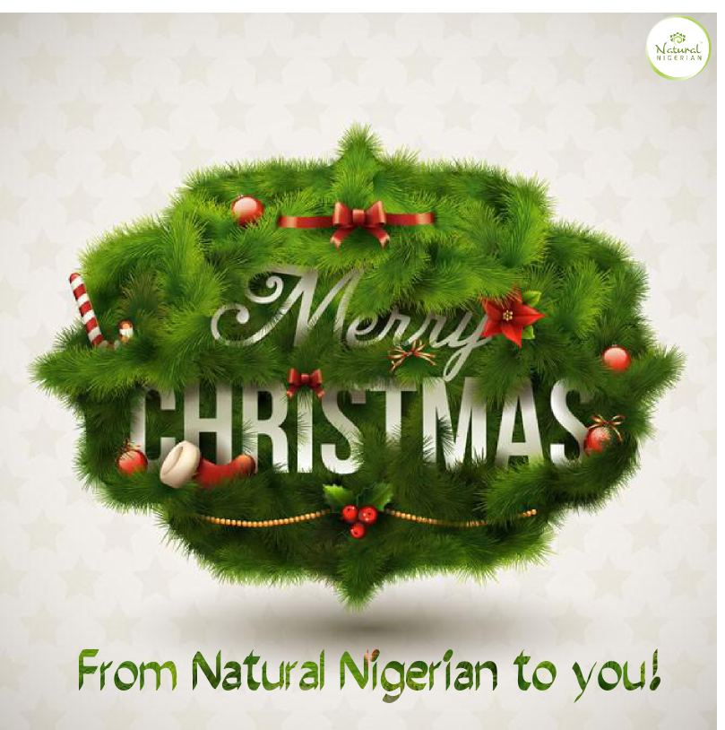 Natural Nigeria Merry Christmas