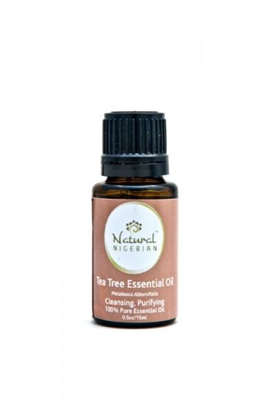 Natural Nigerian Nigeria Tea Tree Essential Oil