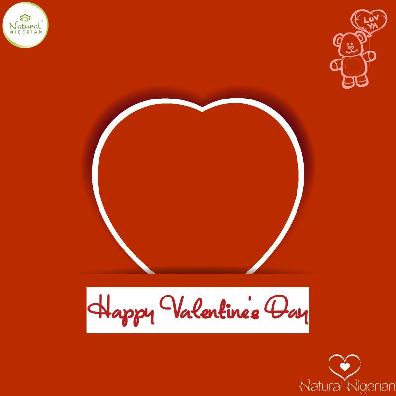 Natural Nigerian Valentine