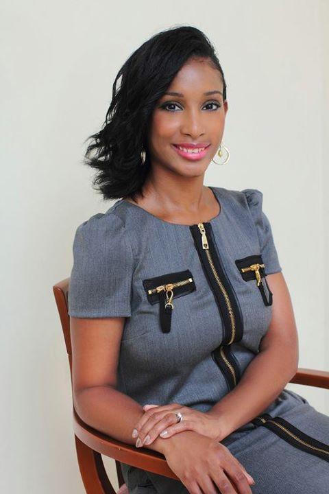 Natural Nigerian Vanessa Banigo