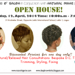 Salon Open House in Lekki, Lagos