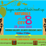 Naturals In The City 8 – Save the date!