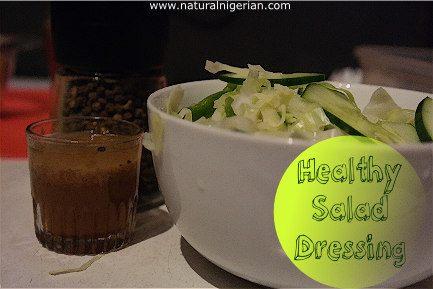 Healthy Salad Dressing Nigeria 2