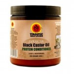 Natural Nigerian Jamaican JBCO Black Castor Oil Protein Hair Conditioner