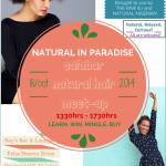 Natural in Paradise – Counting down the days!