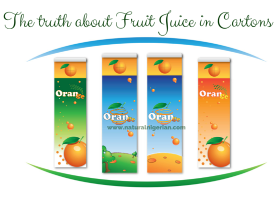 Fruit Juice Nigeria - the truth