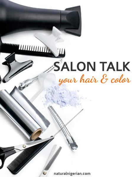 Salon Talk - Color1