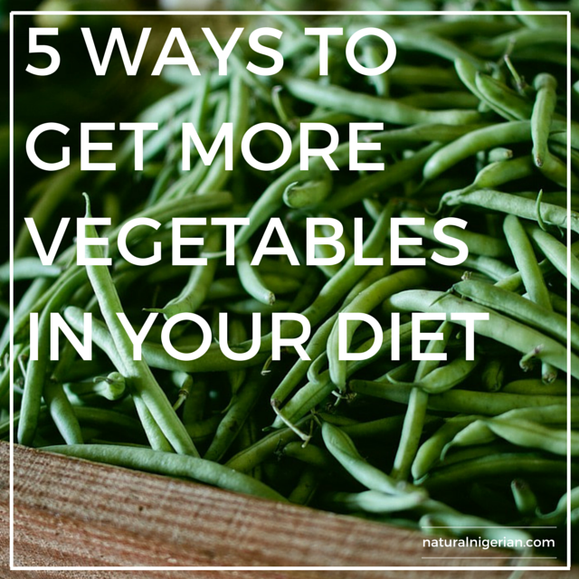 5 ways to get more greens in your diet (2)