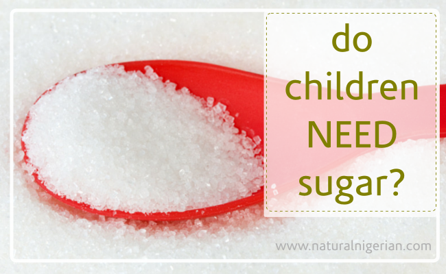 Sugar for kids