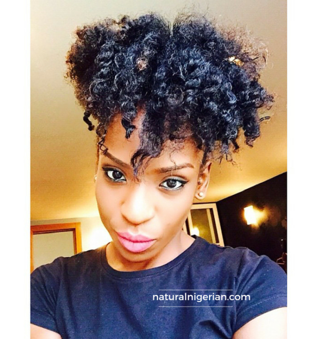 natural Nigerian Hair Tito