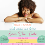 Naturals In the City 12, NITC12 – Save the date