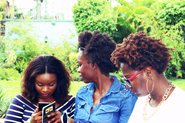 Natural Nigerian Hair Meet Up Lagos NITC12 Styles