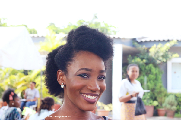 Natural Nigerian Hair NITC12 Lagos Oyime