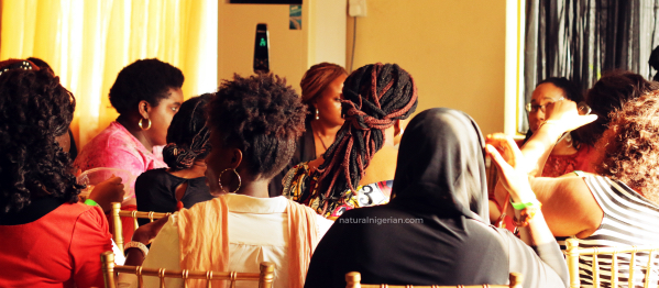 Natural Nigerian Hair NITC12 Lagos Meet Up