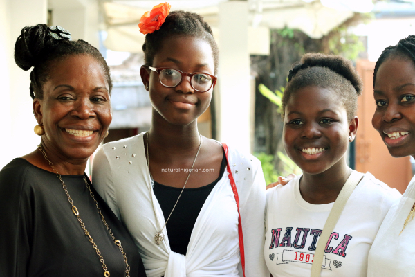 Natural Nigerian NITC12 Lagos Hair Meet Up Sisimiblog