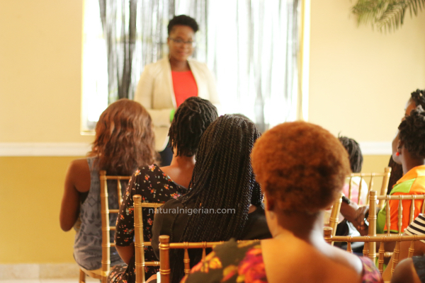 NITC12 Natural Nigerian Hair Meet Up Organic Dorothy
