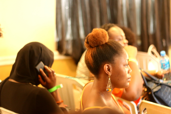 Natural Nigerian Hair Meet Up NITC Lagos Styles