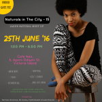 Countdown to Naturals in the City, 15!