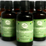 Natural Nigerian Herbal Hair Strengthening Oil