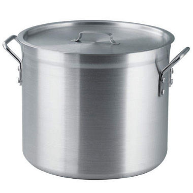 Aluminium pot for cooking