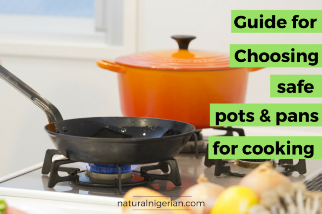 Best pots and Pans for cooking cookware