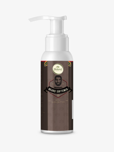Natural Nigerian™ Herbal Beard Softener with Shea Butter