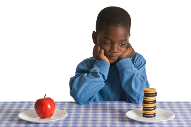 Childhood Obesity Healthy eating