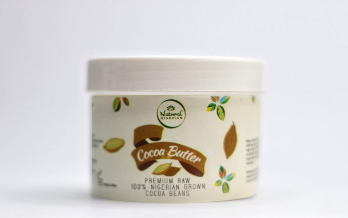 Premium Raw Cocoa Butter