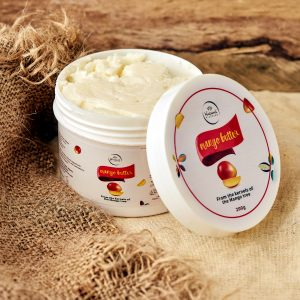Mango Butter Hair skin long firm hair growth cream lotion