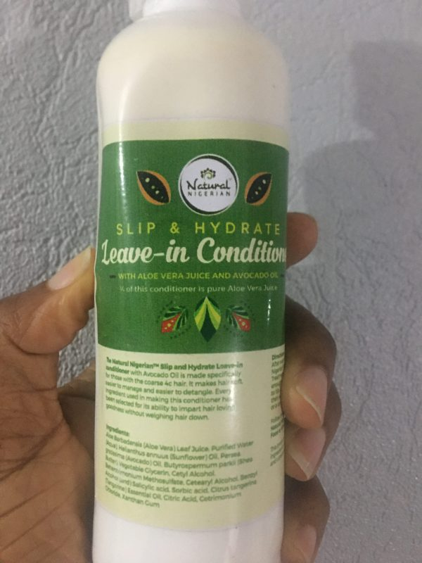 Hard Hair Stubborn softer natural nigerian breaking hydration moisturising Aloe Vera